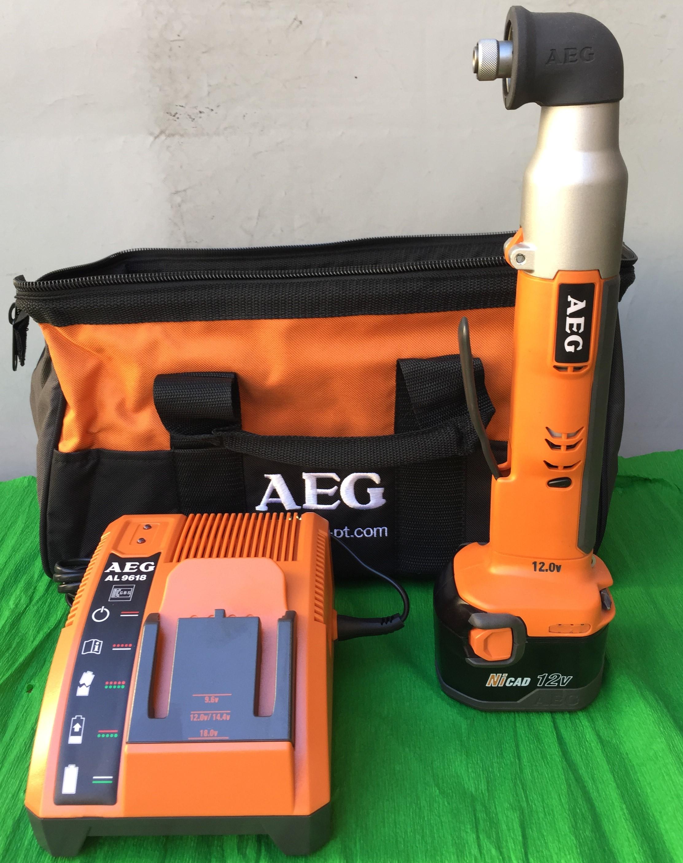 Avvitatore a impulsi AEG BSS12RW